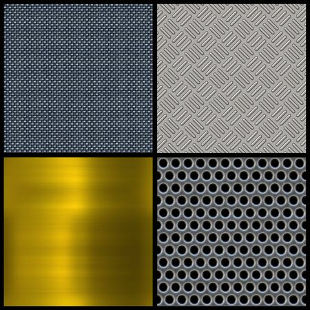 gunmetal: A collection of modern textures.  All tile seamlessly as a pattern in any direction. Larger versions are also available in my portfolio.