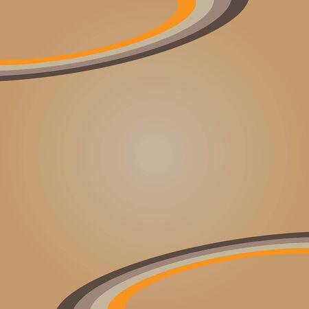 Un diseño simple o frontera con anillos circulares. Foto de archivo - 5621512