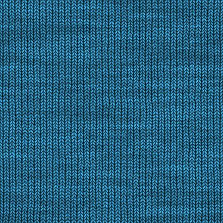 원사로 만든 니트 텍스처. 이 패턴으로 원활 하 게 배열합니다.