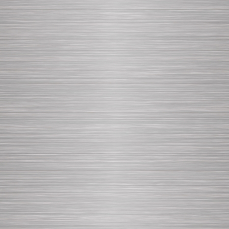 aluminum: A seamless brushed nickel texture that tiles as a pattern in any direction. Stock Photo