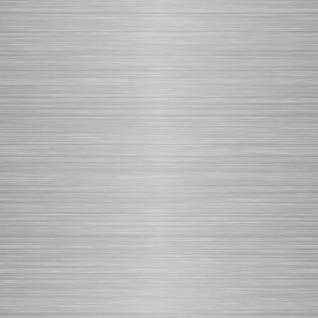 acier: Un seamless bross� texture de nickel qui tuiles en patron dans toutes les directions.