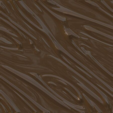 Rippled chocolate background pattern that tiles seamlessly in any direction photo