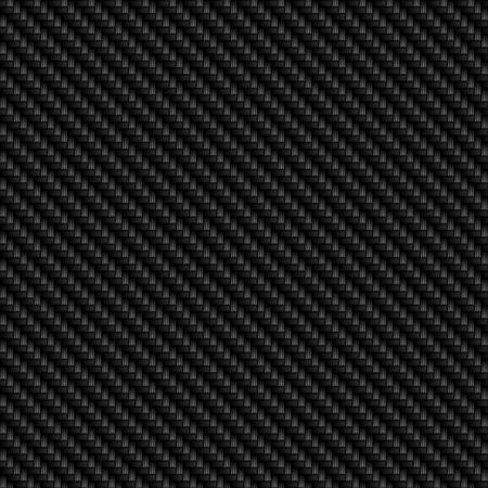 fibra de carbono: Un fondo de fibra de carbono realista que perfectamente como un patr�n en cualquier direcci�n, azulejos.