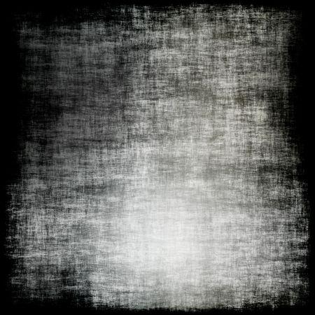 Een grijze grunge bit map patroon of achtergrond grens met kras tekens. Tegels naadloos als een patroon.