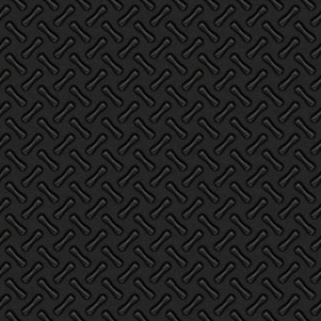 goma: Un oscuro diamante negro placa zig zag patr�n que azulejos sin problemas en cualquier direcci�n.  Foto de archivo