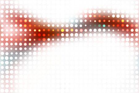 forme: Une texture colorée demi-teintes avec des cercles lumineux et beaucoup de copyspace. Cette image de tuiles de façon transparente comme un modèle dans n'importe quelle direction.