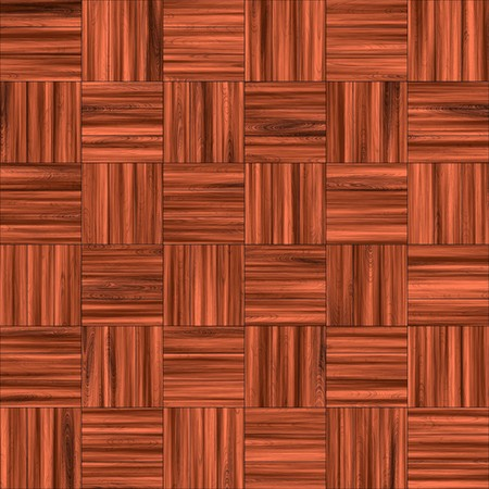A wooden parquet floor pattern tiles seamlessly as a background. Stock Photo - 7054568