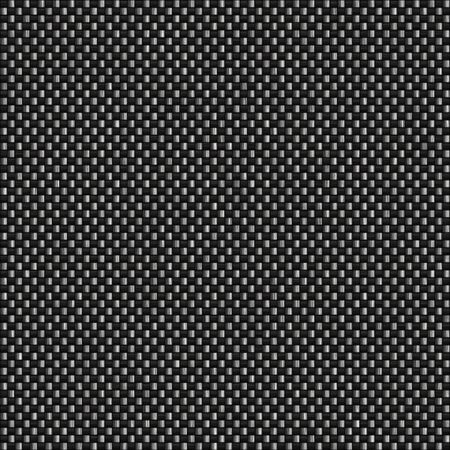 Black woven carbon fiber material that works great as a pattern.  This texture tiles seamlessly in any direction. photo