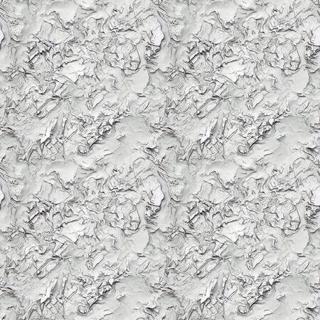 A white stucco pattern that tiles seamlessly as a pattern. Stok Fotoğraf