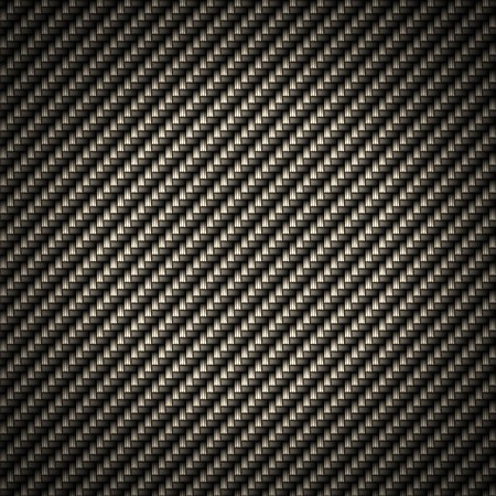 A realistic carbon fiber background that tiles seamlessly as a pattern in any direction. photo