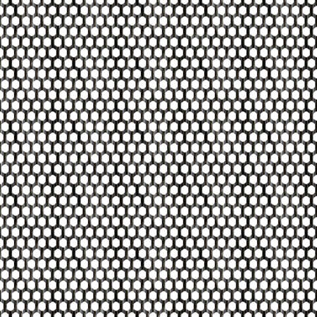 wire mesh: Steel wire mesh that tiles seamlessly as a pattern.