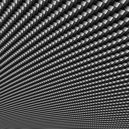 A realistic carbon fiber background with perspective. Reklamní fotografie
