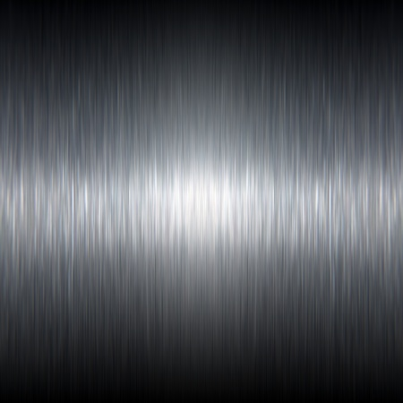 shiny metal background: Natural looking dark brushed aluminum texture that works great as a background.