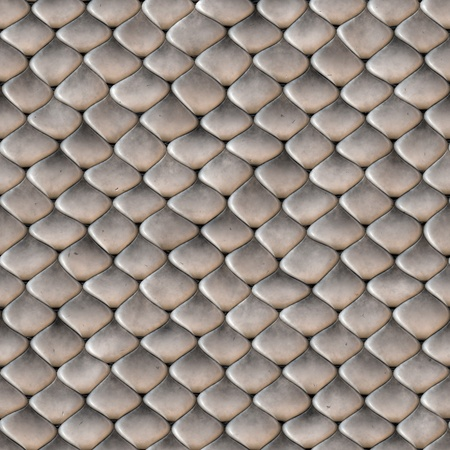 A scaly snake skin texture that tiles seamlessly as a pattern in any direction. Reklamní fotografie