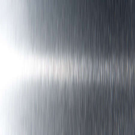 Natural looking dark brushed aluminum texture that works great as a background. Stock Photo - 9019222