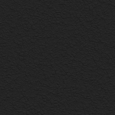 Naadloze zwart leder getextureerde materiaal dat werkt als een patroon. Stockfoto - 13452941