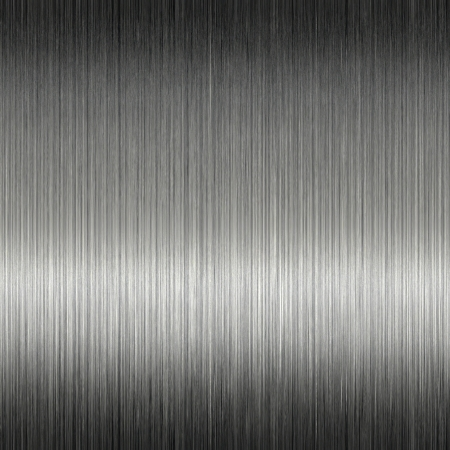 brushed aluminium: Natural looking dark brushed aluminum texture that works great as a background.
