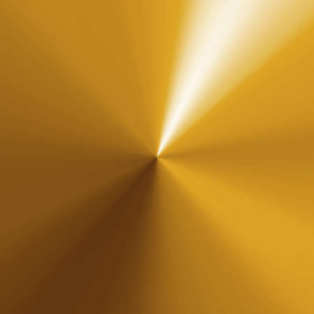 A shiny golden background with radial highlights.