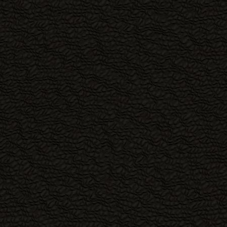 Naadloze zwart leder getextureerde materiaal dat werkt als een patroon. Tegels naadloos in elke richting. Stockfoto