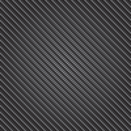 Reflective highly detailed illustration of a carbon fiber  Stock Vector - 20982256