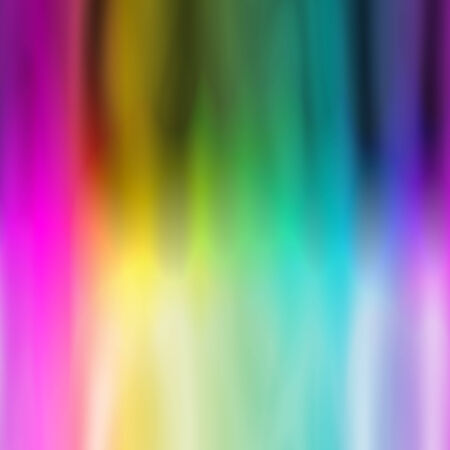 blended: Rainbow abstract background in a variety of vivid colors. Stock Photo
