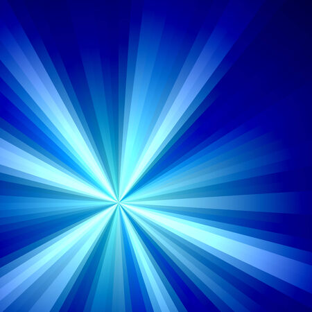 tons: A bright fractal solar burst illustration in tons of blue and purple that works great as a design element.