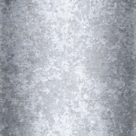 Gegalvaniseerd metaal textuur die werkt als een naadloze achtergrond patroon.
