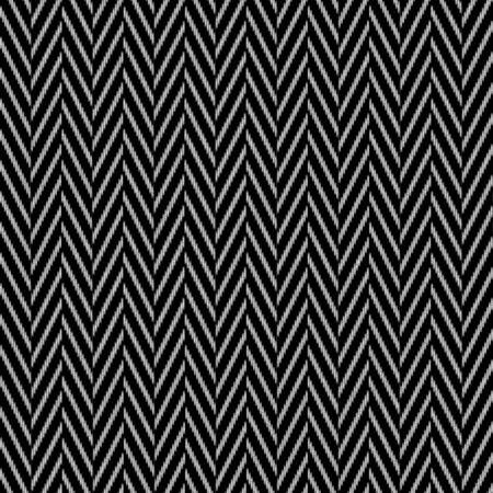 Twill weave textuur illustratie die tegels naadloos als een patroon in alle richtingen.
