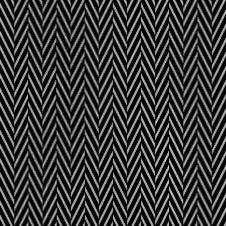 Twill weave texture illustration that tiles seamlessly as a pattern in any direction. Standard-Bild