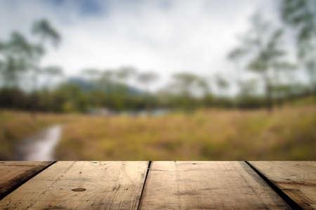 beside: Beautiful and wood planks floor beside