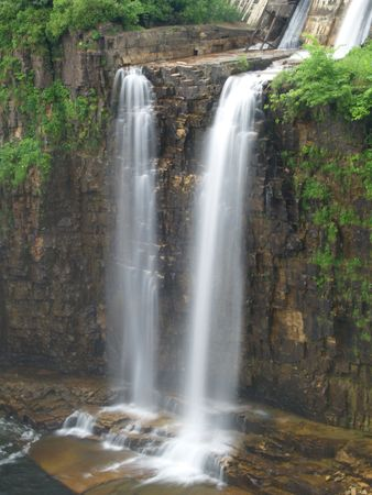 Ausable Chasm waterfall
