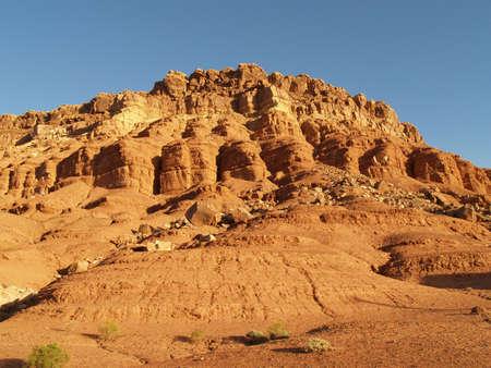 朱色の崖、アリゾナ州