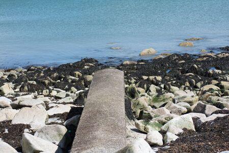 seashores: Rocky Irish seashore