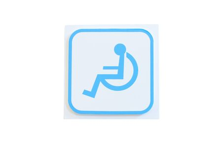Disabled Parking Stock Photo - 12718735