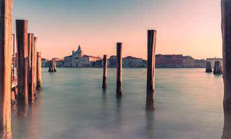 View of the Canal of Giudecca in Venice