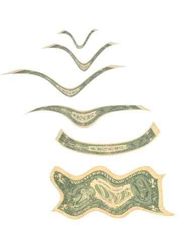 tranfer: money coming Stock Photo