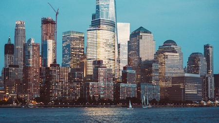 원 선, 맨하탄, 뉴욕