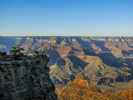 Grand Canyon panorama in Arizona