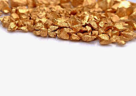 goldmine: gold stone background