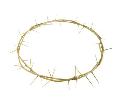 cristianismo: crown.conception espina del cristianismo