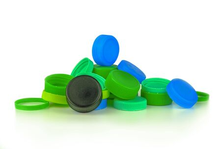 plastic beverage cap drinking use for recycling material