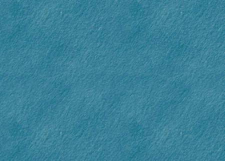 Blue paper texture background, wallpaper for artworks. Archivio Fotografico