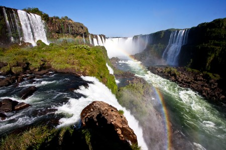 Iguassu Falls Stock fotó