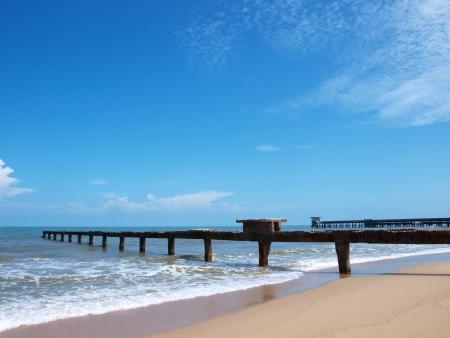 The Beach Stock Photo - 19091143