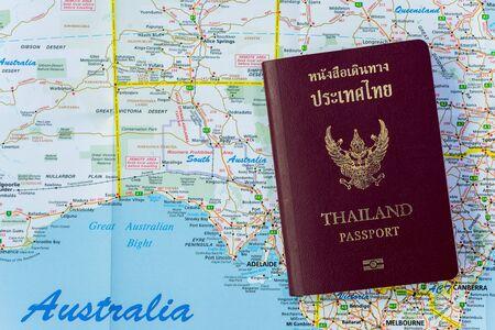 Traveling to Australia photo