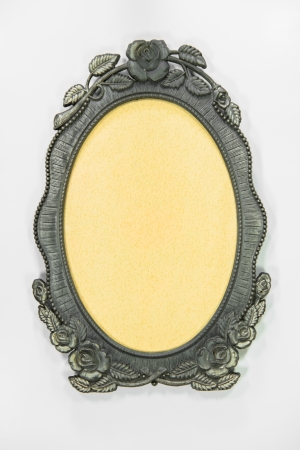 silver plated: Ornamented, silver plated empty picture frame for putting your pictures