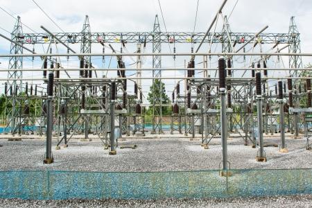 elektriciteit: Krachtcentrale voor het maken van elektrische energie