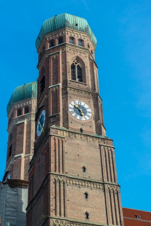 the frauenkirche: Frauenkirche, Munich alem�n