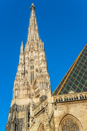 St  Stephen cathedral in Vienna , Austria photo