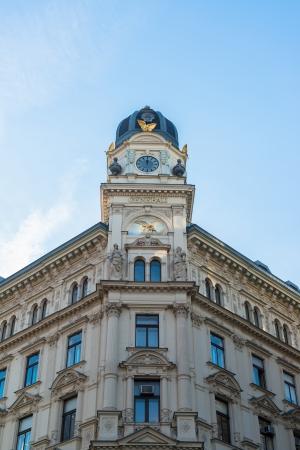 hofburg: Hofburg Vienna Stock Photo